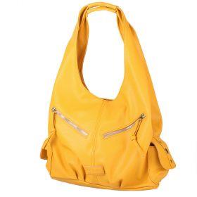 Žlutá kabelka LK-10239-yellow